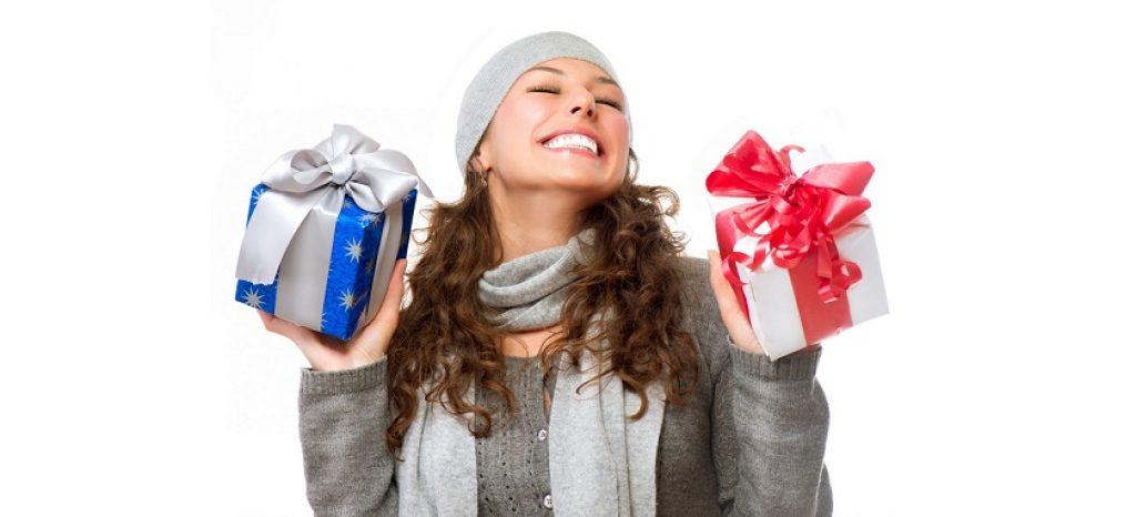 Какие подарки дарят любимым женщинам 85