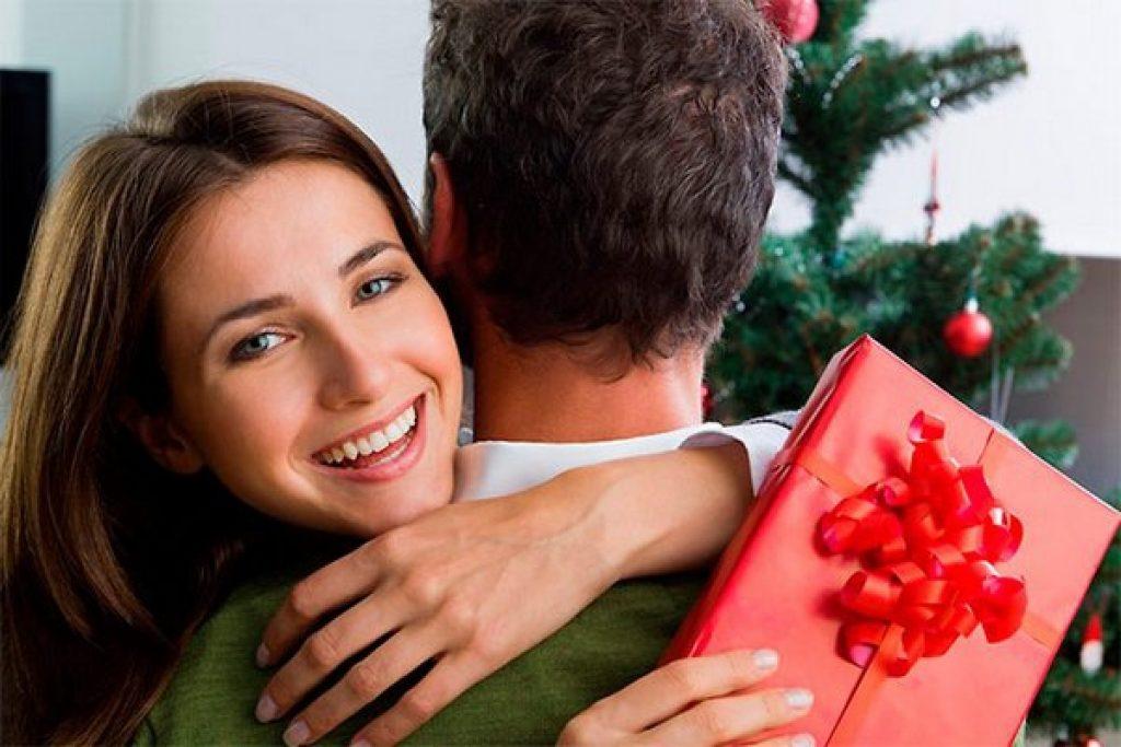 Новый год с парнем в отношениях