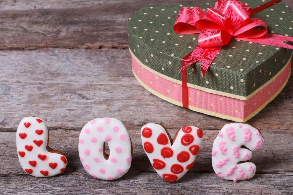 Сделать подарки ко дню святого валентина