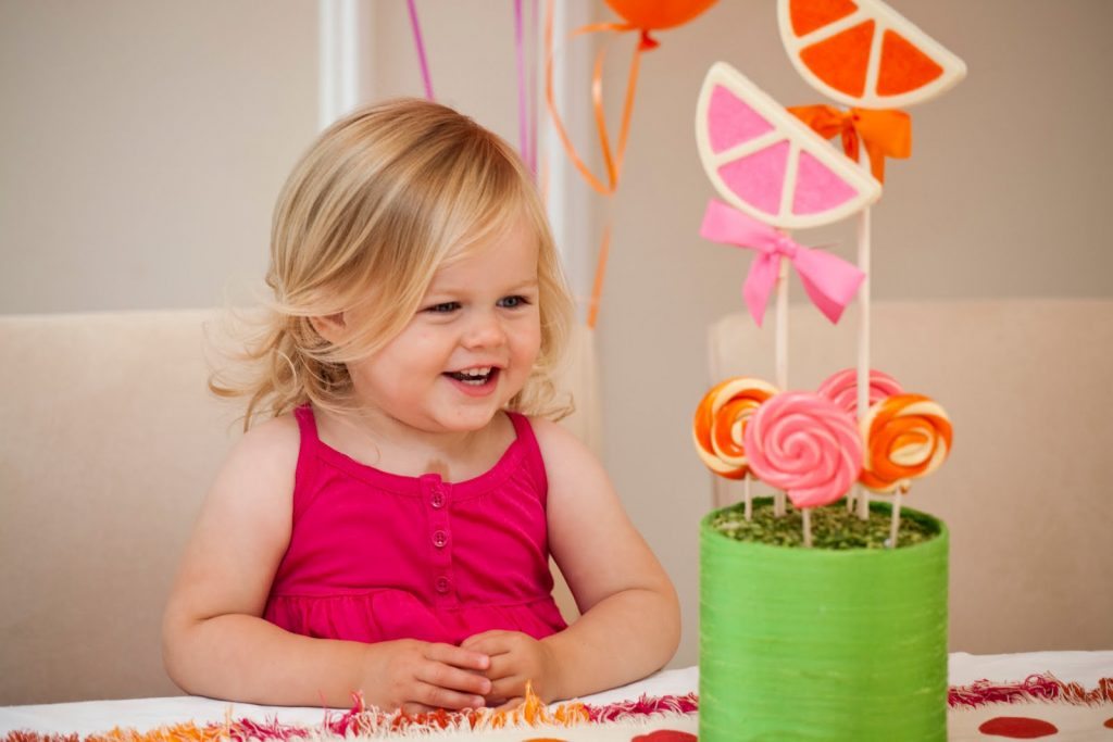 Подарок к дню рождения ребенка
