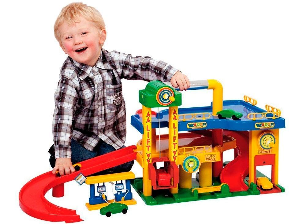 Подарки ребенку на 4 года мальчику