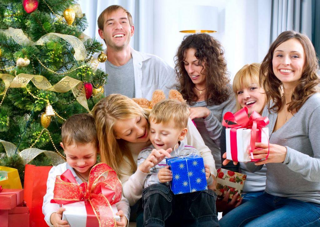 Подарок к новому году для всей семьи