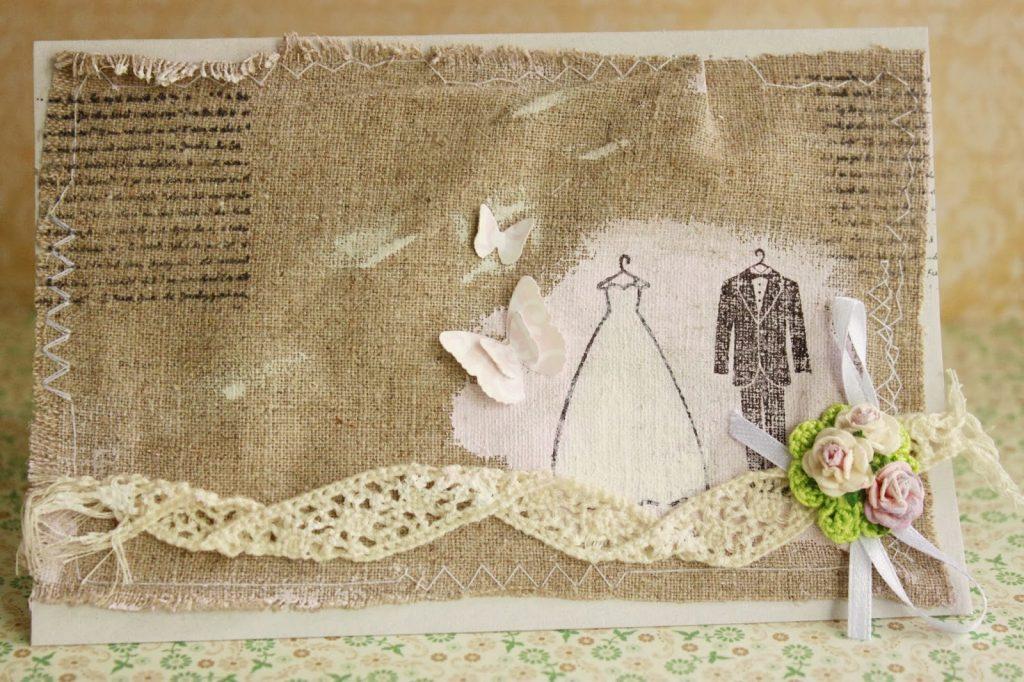 Льняная свадьба поздравления себе