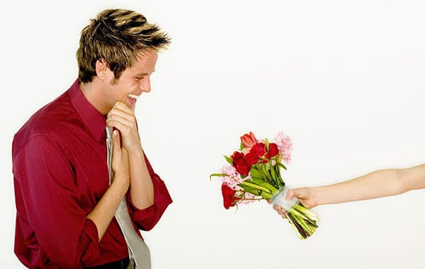 букет цветов мужчине на юбилей