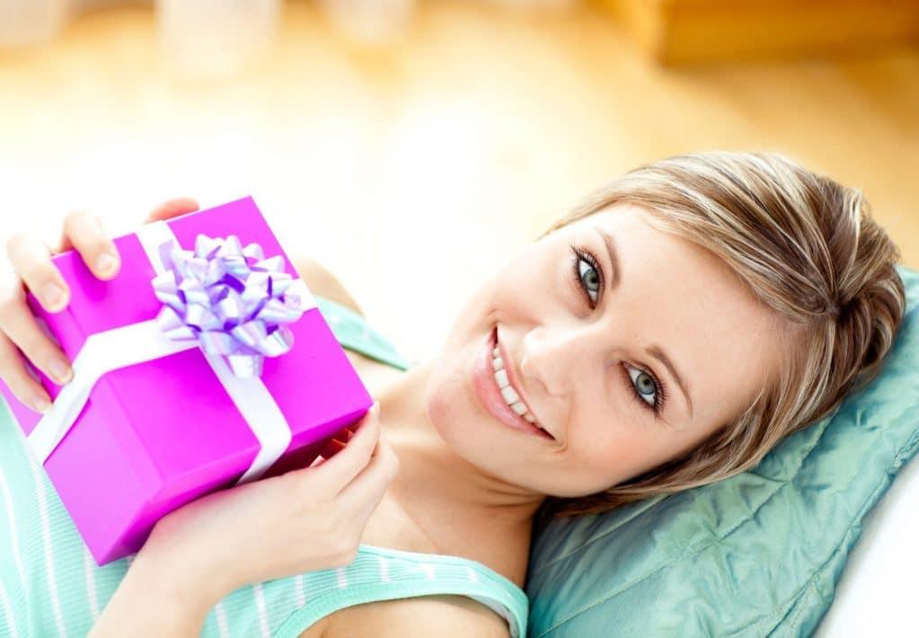 Идея подарка женщине на 35 лет