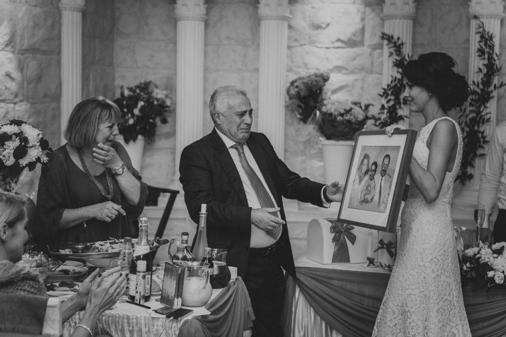 подарок на серебряную свадьбу родителям
