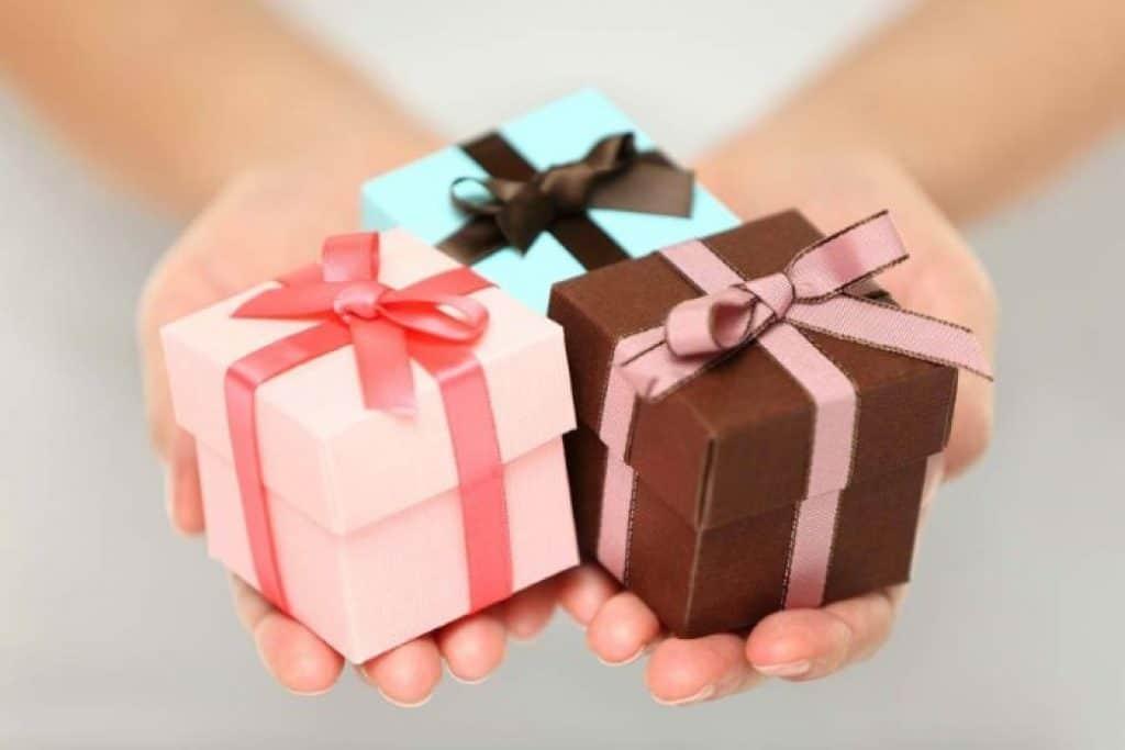 Подарки для еще работающих именинников