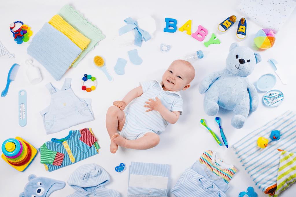 Что подарить новорожденному мальчику