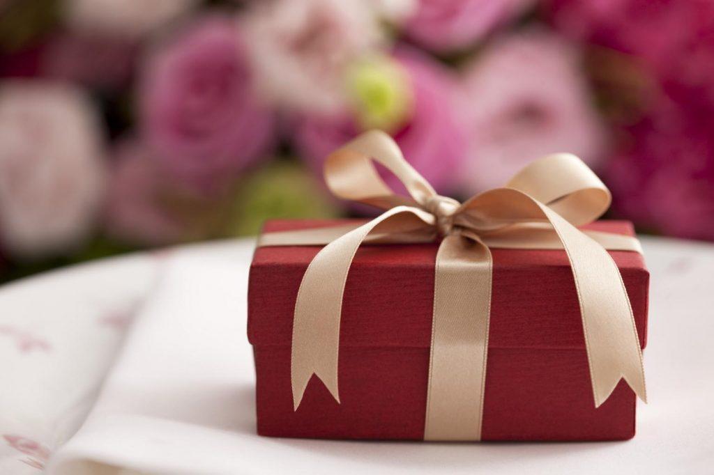Подарки от родственников