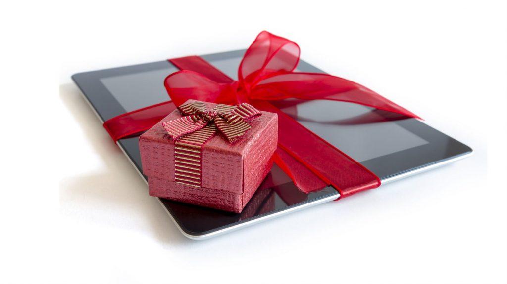 Планшет на подарок