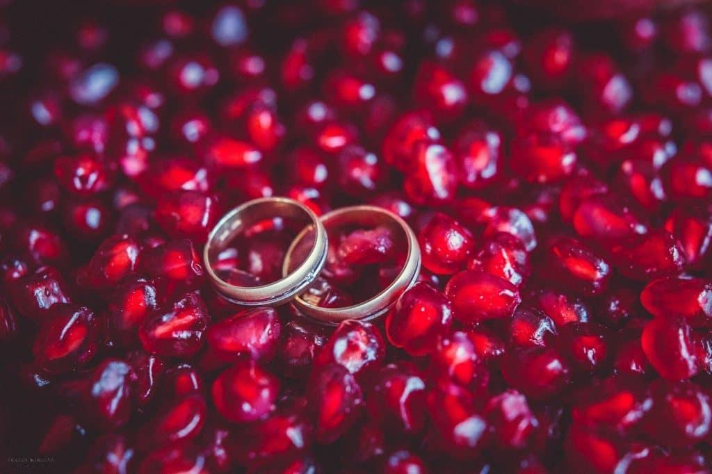 Поздравление гранатовая свадьба