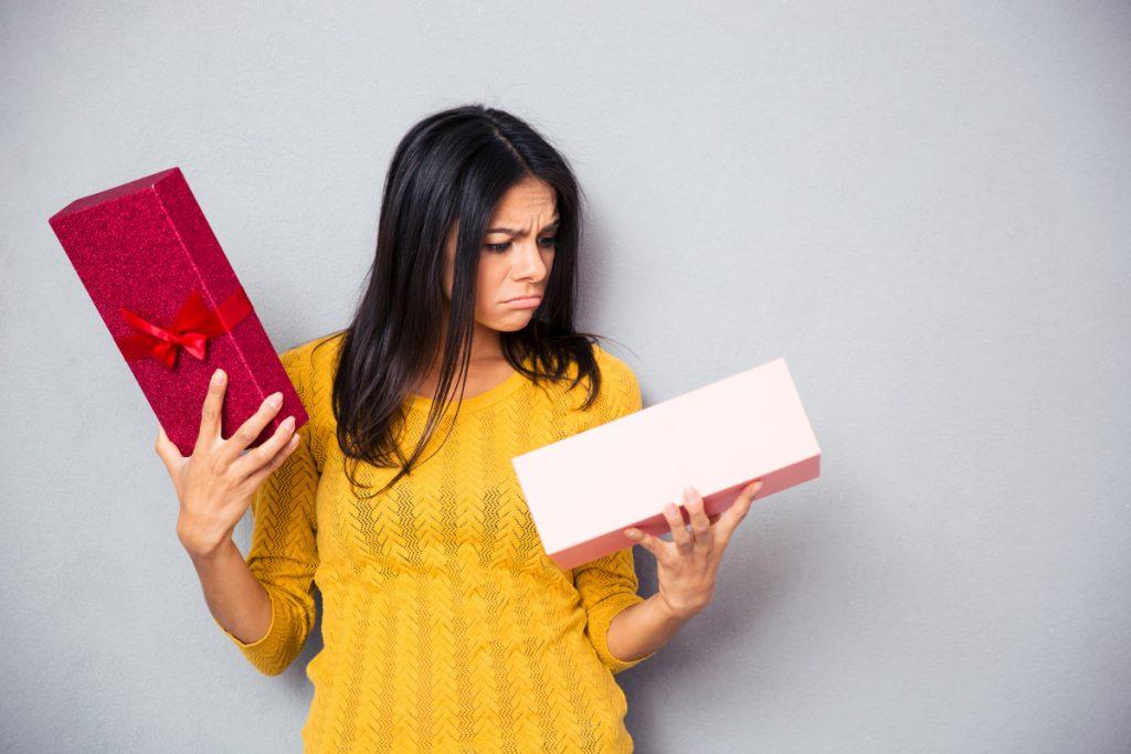 Подарки, которые дарить не стоит