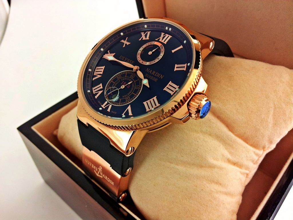 Часы в подарок мужу на годовщину