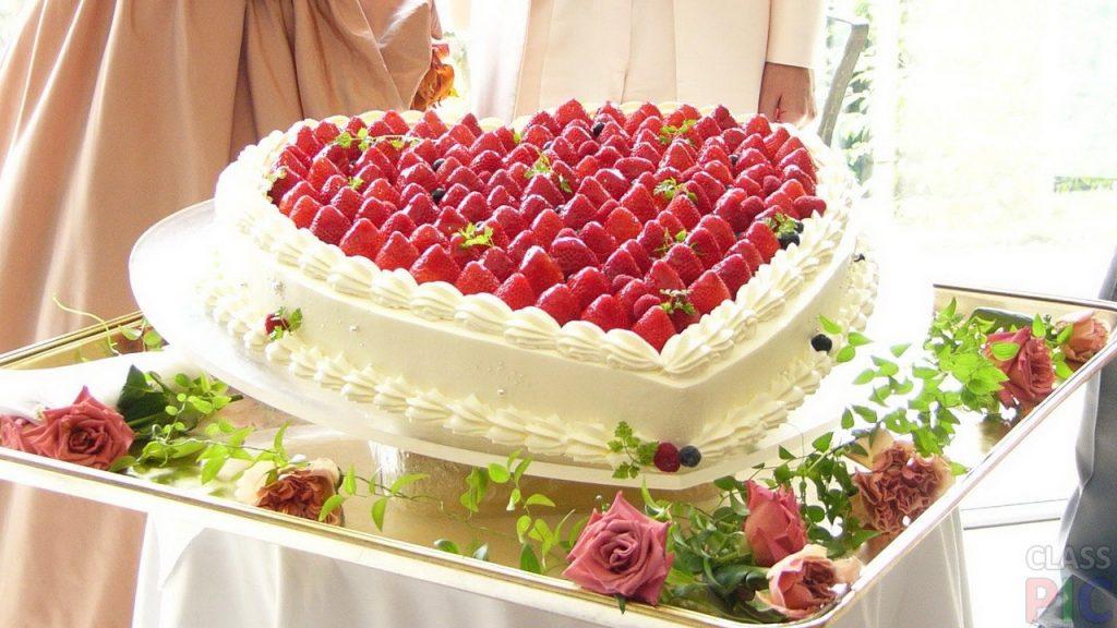 Особенности клубничной свадьбы