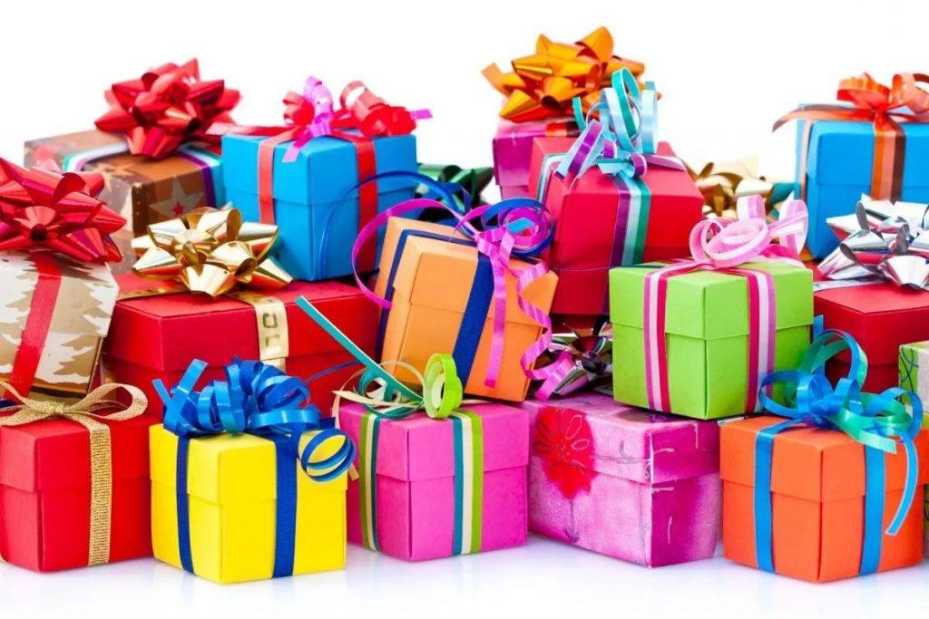 разновидности подарков