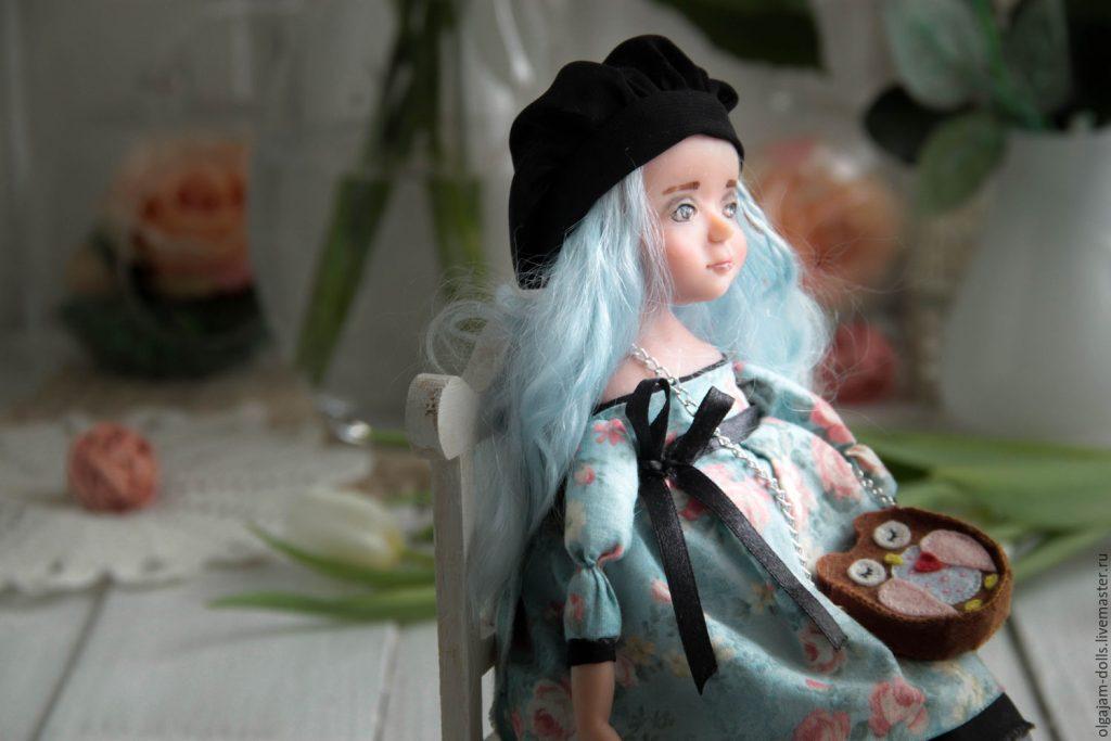 Детская кукла в подарок
