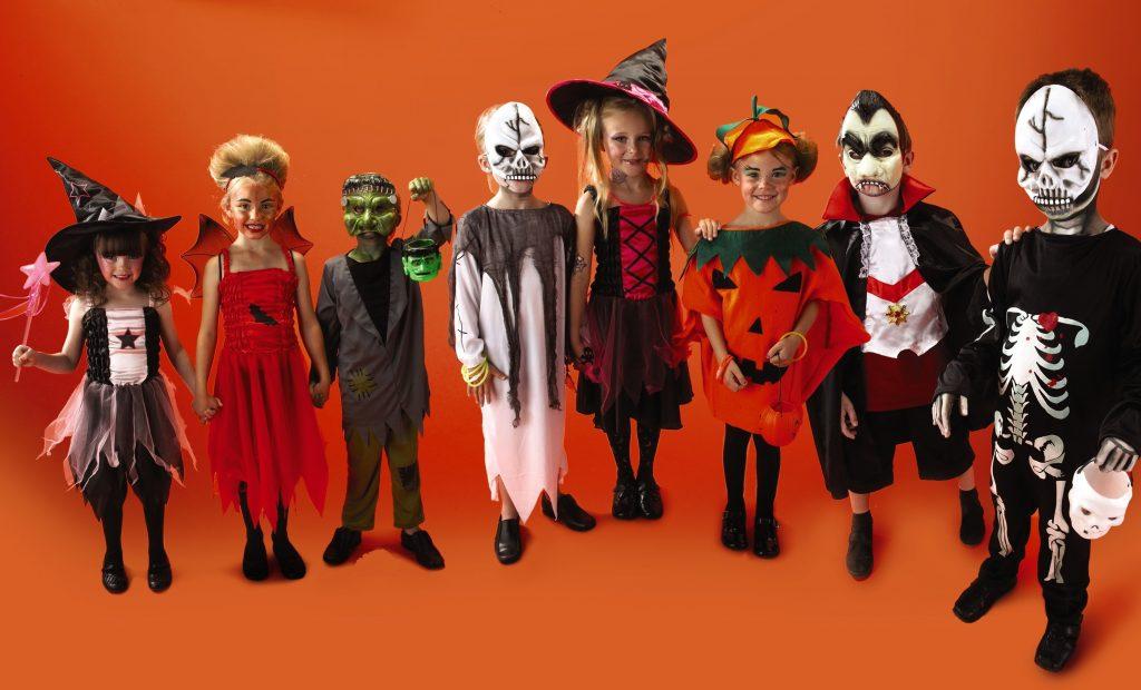 Дресс-код на Хэллоуин
