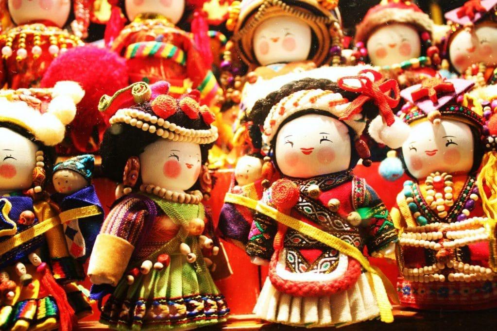 Подарки из китая