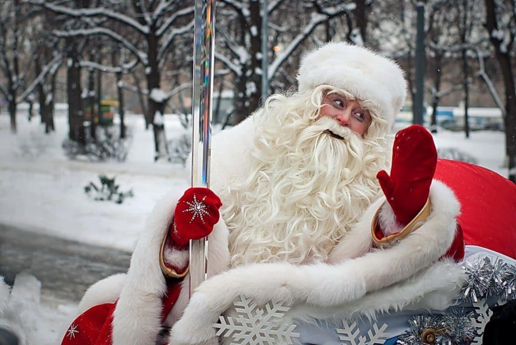 Дед Мороз 2018